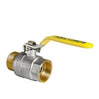 Кран кульовий Koer газовий 1 1/4 ГШР KR.215G