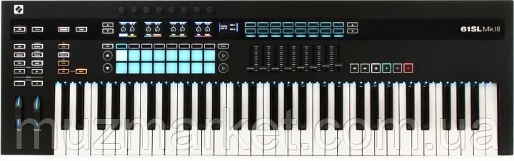MIDI-клавиатура Novation 61SL MkIII