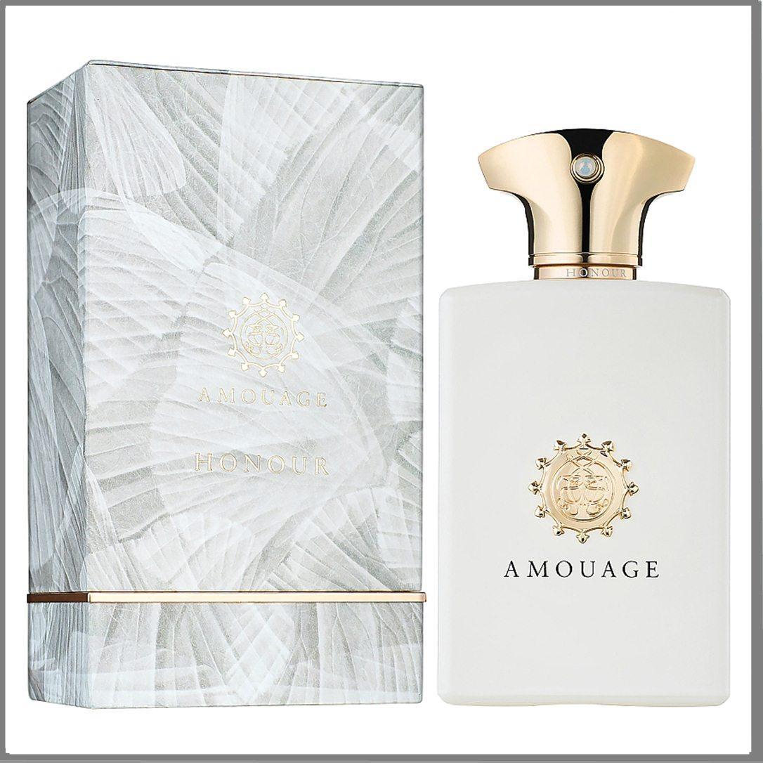 Amouage Honour for Man парфюмированная вода 100 ml. (Амуаж Хоноур Фор Мен)