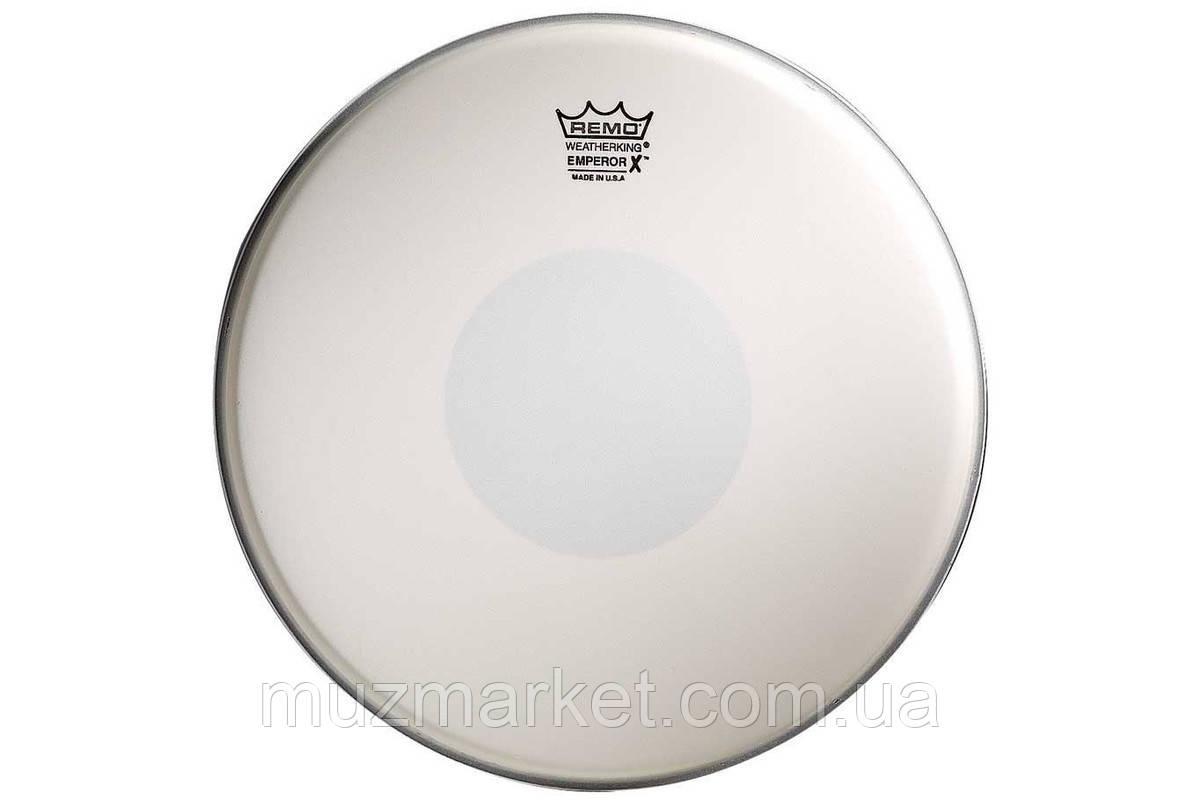 Пластик для барабана REMO EMPEROR X 13 COATED SNARE