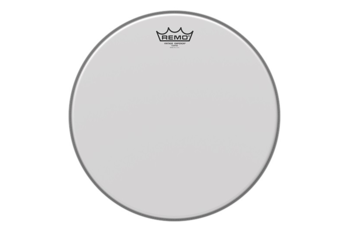 Пластик для барабана REMO Batter, Vintage EMPEROR, Coated, 14