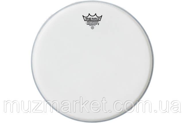 """Пластик для барабана REMO AMBASSADOR X COATED 10"""", фото 2"""