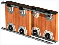 Раздвижные системы для шкафов-купе под заказ