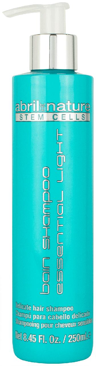 Шампунь для тонкого і ламкого волосся Abril et Nature Stem Cells Bain Shampoo Essential Light