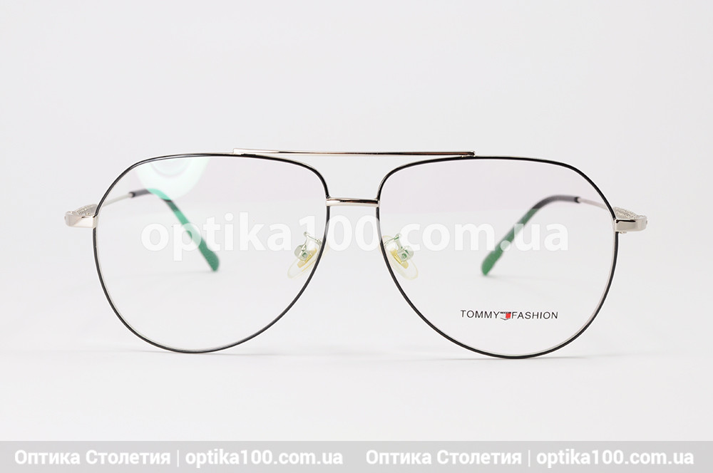 Оправа очков для зрения Tommy Fashion 8136 Авиатор. На среднее лицо