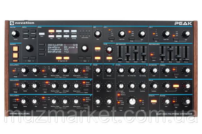Синтезатор аналоговый NOVATION PEAK, фото 2