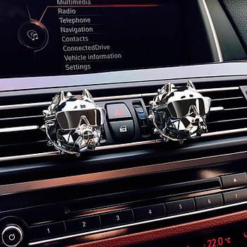 Ароматизатор Освіжувач повітря в машину на обдув Pitbull