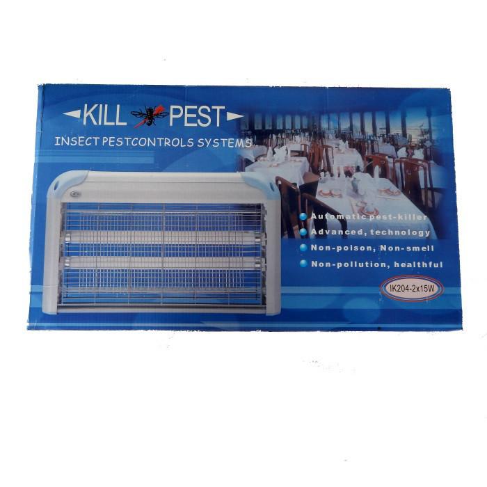 Пастка для літаючих комах IK204-2х15W