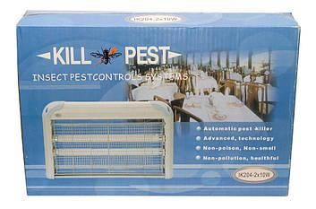 Ловушка для насекомых  IK204-2*10W (уничтожитель)