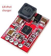 Модуль зарядки Li-ion, LiFePO4 аккумуляторов TP5000