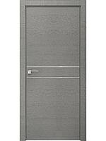 Дверь VE 13 дуб серый+молдинг