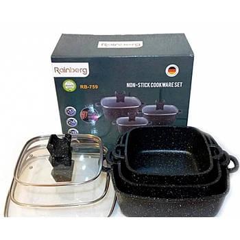 Набор посуды Rainberg RB-759 | 6 предметов