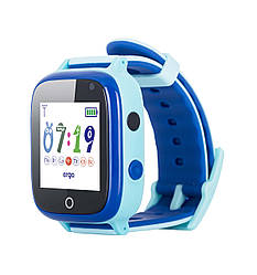 Дитячий смарт-годинник ERGO GPS Tracker C020 Blue