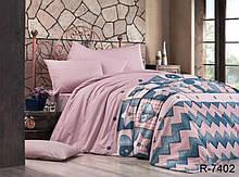 ТМ TAG Комплект постельного белья с компаньоном R7402