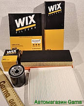 Набор для ТО Фиат Добло 223 1.4 фильтров воздушный масляный салона WIX