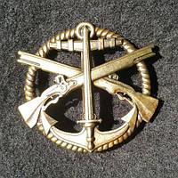 """Новий беретний знак """"Морська піхота"""""""