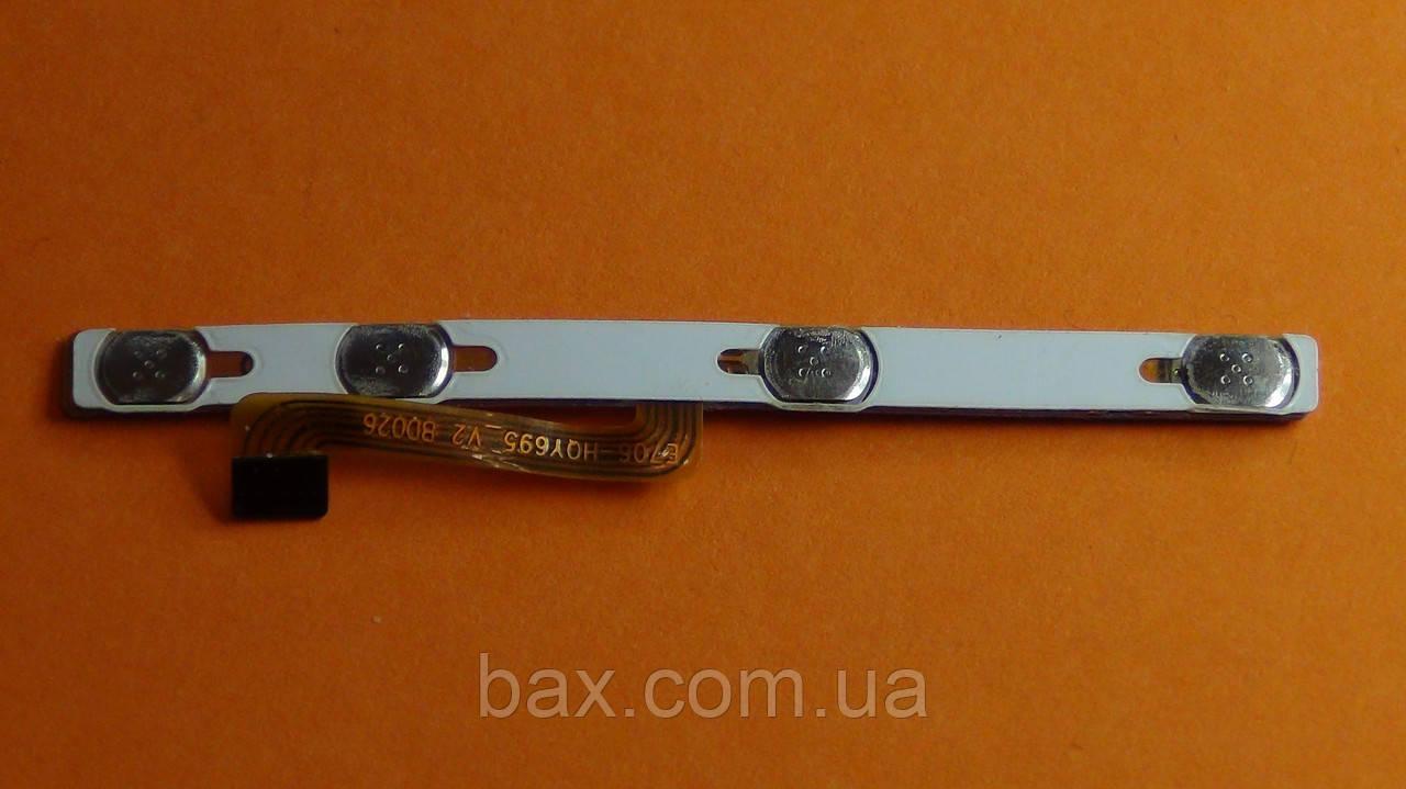 Шлейф кнопок включення і гучності E706-HQY695_V2 для Bravis NB754