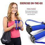 Тренажер для тренування м'язів Gwee Gym Lite | тренажер для дому | домашній тренажер, фото 3