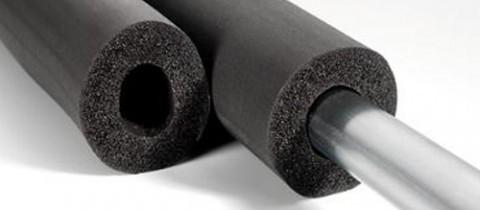 Трубки из вспененного каучука (изоляция труб)