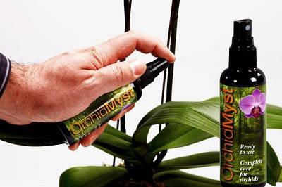 Жидкое удобрения для орхидей Orchid Myst 100 мл3.7, фото 2