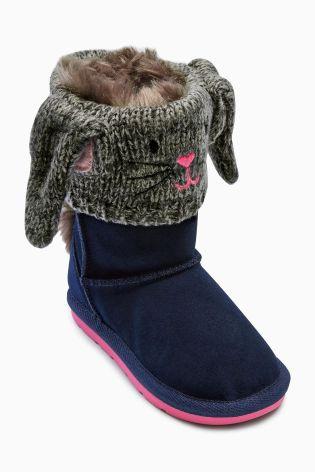 Обувь зимняя детская