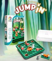 Детская развивающая настольная игра-головоломка Прыгай кролик Jump In Rabbit Leap 05