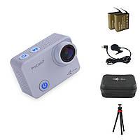 Набор блогера 12 в 1: экшн-камера AIRON ProCam 7 Touch с аксессуарами