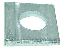 Шайба косая Ф12 DIN 434 ГОСТ 10906-78