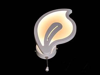 Бра настенное светодиодное 8093/1WH Настенный светильник