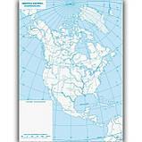 Контурні карти Географія 7 клас Вид: Картографія, фото 2
