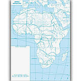 Контурні карти Географія 7 клас Вид: Картографія, фото 3