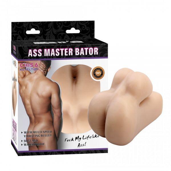 Мастурбатор для геїв Man'q James Deen Ass Master