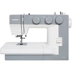 Новинка від японського виробника - швейна машина Janome 1522LG
