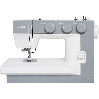 Новинка от японского производителя - швейная машина Janome 1522LG