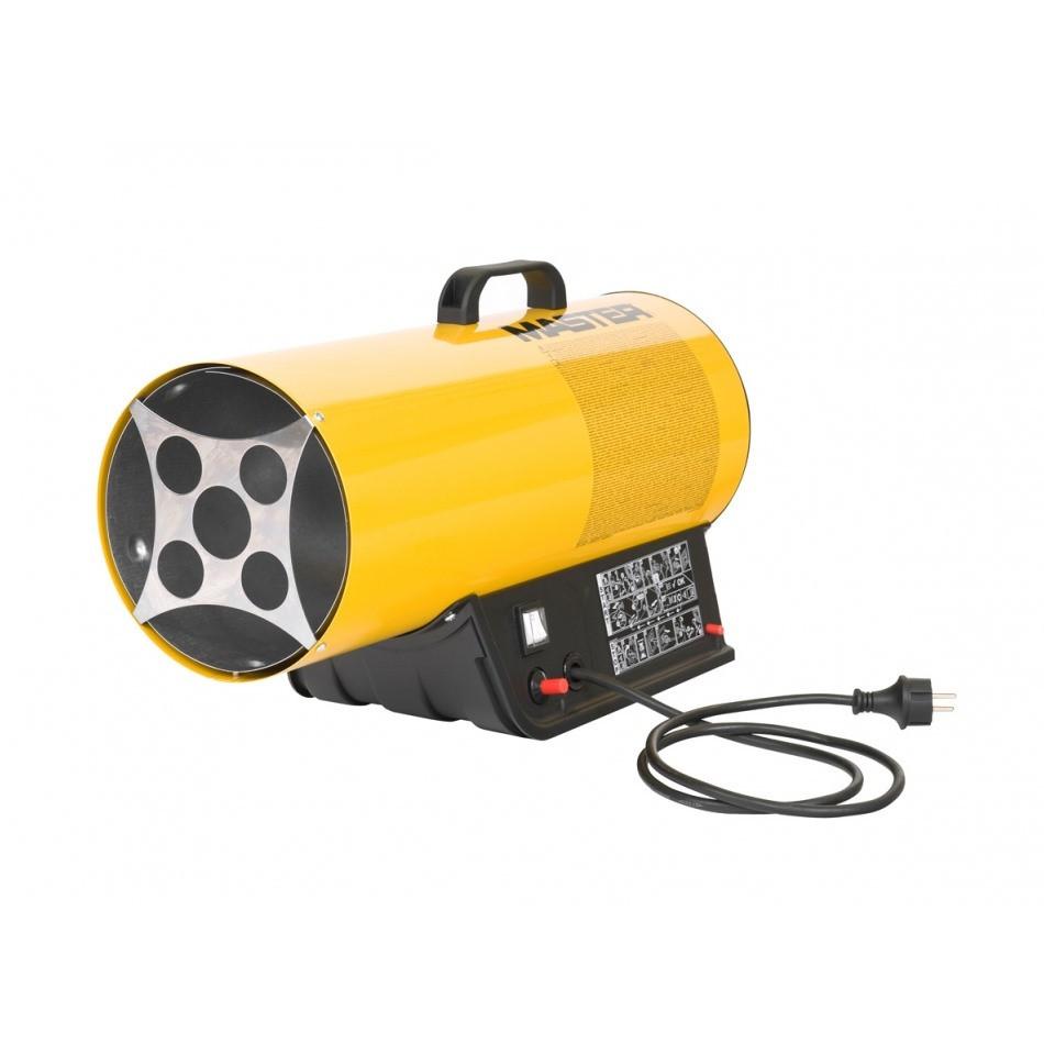 Теплова газова гармата MASTER BLP 27 Італійського виробництва, для монтажу натяжних стель