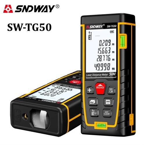 Лазерний далекомір SNDWAY SW-M60 (Т60) до 60 м