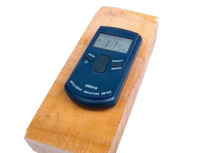 Профессиональный влагомер древесины Walcom MD-918 (4-80%) ⇒ 43 породы