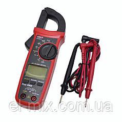 Мультиметр цифровой UNI-T (токовые клещи)  UT201+  AC (400А)  MIE0400
