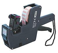 Етикет-пистолет маркиратор Economix E40704 для маркировки товара .Устройство для печати на ценниках.