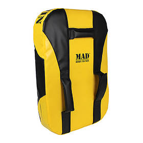 Макивара большая 60х40 см С-КЛАСС желтая от MAD | born to win™