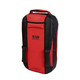 Макивара средняя 49х28х10 см С-КЛАСС красная от MAD | born to win™