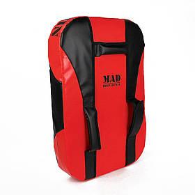 Макивара большая 60х40 см С-КЛАСС красная от MAD | born to win™