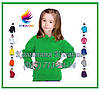 Детские флис кофты с капюшоном для спорта с вашим логотипом (под заказ от 50 ед.)