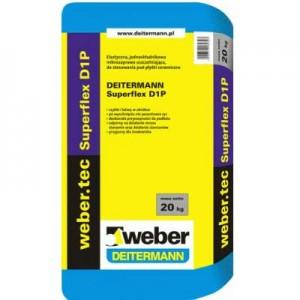 Weber.tec 824 Superflex D1P  (мешок - 20 килограмм)