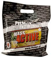 FitMax®Гейнер  FM Mass Active, 1.0 kg.Помогает быстро нарастить мышечную массу с минимальным содержанием жиро
