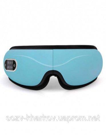 Масажер-окуляри для очей бездротовий ISee 381, Gezatone
