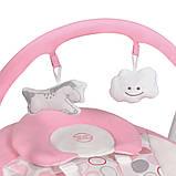 Крісло-гойдалка El Camino ME 1047 Airy від мережі, pink, фото 7