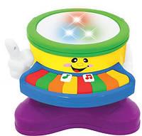 Развивающая игрушка Kiddieland preschool - Веселый Оркестр (свет, звук)