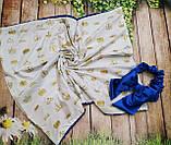Нарядный конверт, одеяло для новорожденного весна/осень, фото 3