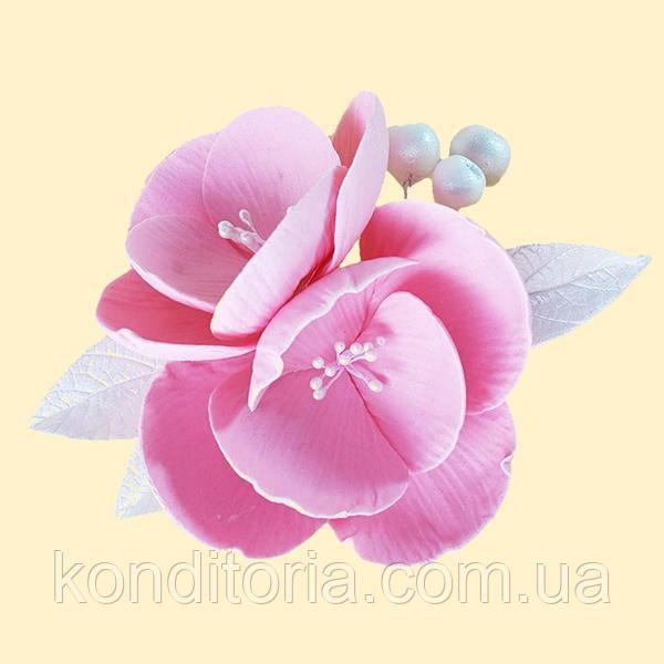 Сахарный цветок магнолия